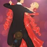 Танго (Тango) - спортивный бальный танец