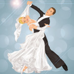 Европейская программа бальных танцев
