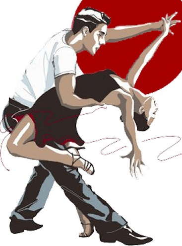 самба танец латина