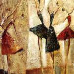 Картинв бальных танцев