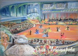Картины Аллы Чеботарёвой
