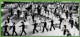 бальные танцы история возникновения