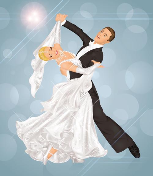 Европейская программа бальных танцев или Стандарт (Standard) - R-dance