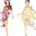 Одежда для бальных танцев. Адреса ателье по пошиву