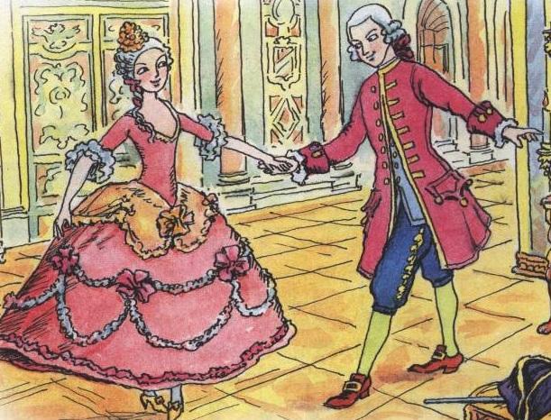 психология в бальных танцах