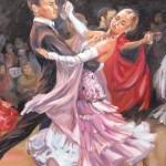 Турниры по бальным танцам