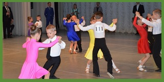 баллы в бальных танцах Н класс