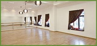 оборудование для танцевального зала
