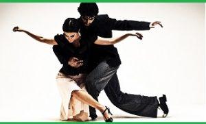 Энергетика в танце