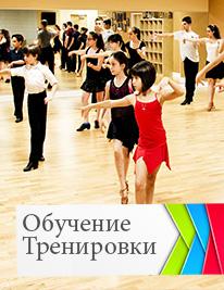Обучение, программы, тренировки