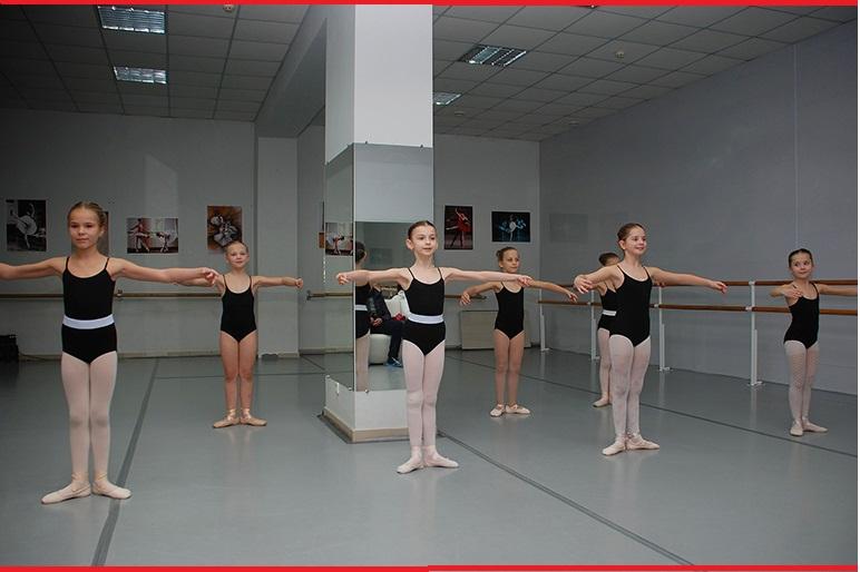 Позиция рук в бальной хореографии