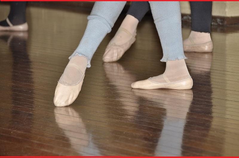 Виды танцевальных шагов